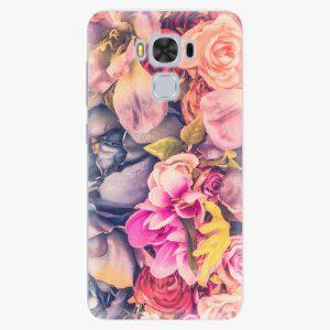 Plastový kryt iSaprio - Beauty Flowers - Asus ZenFone 3 Max ZC553KL