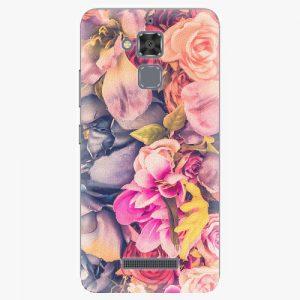 Plastový kryt iSaprio - Beauty Flowers - Asus ZenFone 3 Max ZC520TL