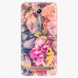 Plastový kryt iSaprio - Beauty Flowers - Asus ZenFone Go ZB500KL