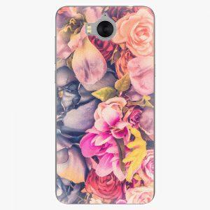 Plastový kryt iSaprio - Beauty Flowers - Huawei Y5 2017 / Y6 2017