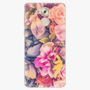 Plastový kryt iSaprio - Beauty Flowers - Huawei Nova Smart