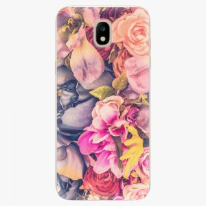 Plastový kryt iSaprio - Beauty Flowers - Samsung Galaxy J5 2017