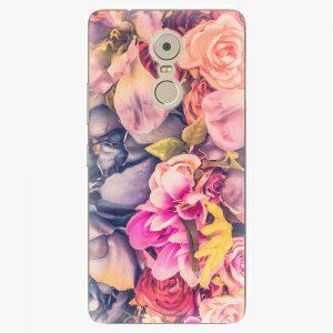 Plastový kryt iSaprio - Beauty Flowers - Lenovo K6 Note