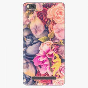 Plastový kryt iSaprio - Beauty Flowers - Xiaomi Mi4C