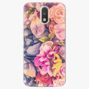Plastový kryt iSaprio - Beauty Flowers - Lenovo Moto G4 / G4 Plus