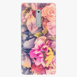 Plastový kryt iSaprio - Beauty Flowers - Nokia 5