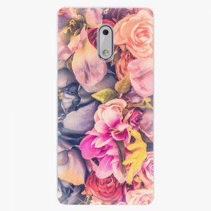 Plastový kryt iSaprio - Beauty Flowers - Nokia 6