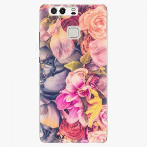 Plastový kryt iSaprio - Beauty Flowers - Huawei P9