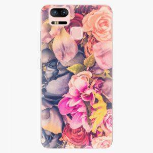 Plastový kryt iSaprio - Beauty Flowers - Asus ZenFone 3 Zoom ZE553KL