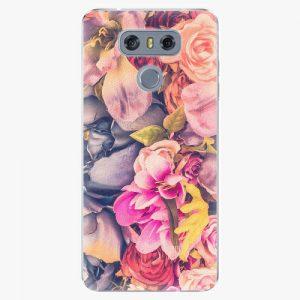 Plastový kryt iSaprio - Beauty Flowers - LG G6 (H870)
