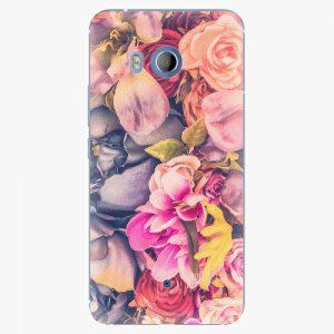 Plastový kryt iSaprio - Beauty Flowers - HTC U11