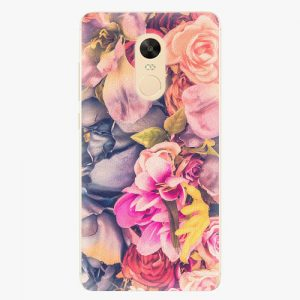 Plastový kryt iSaprio - Beauty Flowers - Xiaomi Redmi Note 4X