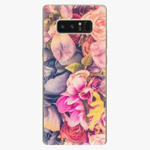 Plastový kryt iSaprio - Beauty Flowers - Samsung Galaxy Note 8