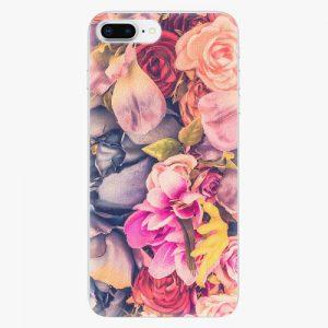 Plastový kryt iSaprio - Beauty Flowers - iPhone 8 Plus