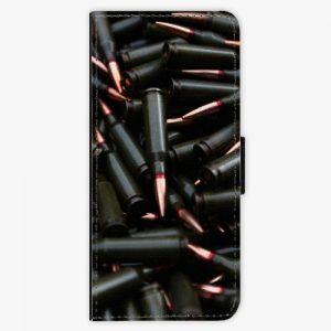Flipové pouzdro iSaprio - Black Bullet - Samsung Galaxy Note 8