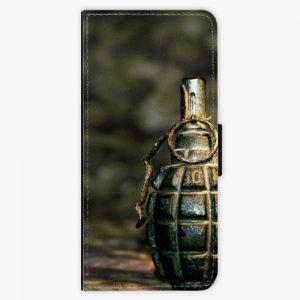 Flipové pouzdro iSaprio - Grenade - Samsung Galaxy Note 8