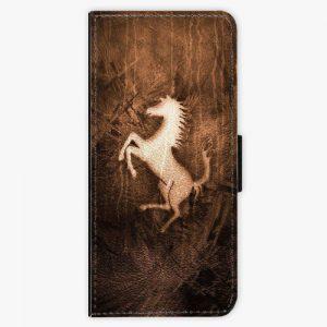 Flipové pouzdro iSaprio - Vintage Horse - Samsung Galaxy Note 8