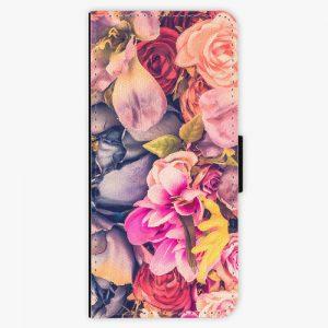 Flipové pouzdro iSaprio - Beauty Flowers - Samsung Galaxy Note 8