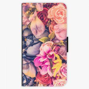 Flipové pouzdro iSaprio - Beauty Flowers - Samsung Galaxy A5