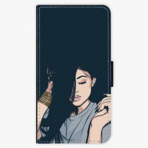 Flipové pouzdro iSaprio - Swag Girl - Nokia 3