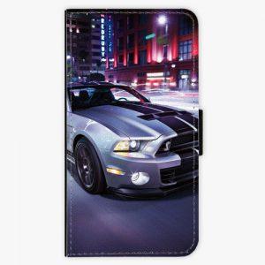 Flipové pouzdro iSaprio - Mustang - Huawei Nova
