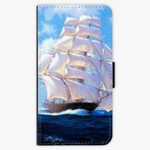 Flipové pouzdro iSaprio - Sailing Boat - Huawei Nova