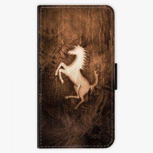 Flipové pouzdro iSaprio - Vintage Horse - Huawei Nova
