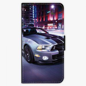 Flipové pouzdro iSaprio - Mustang - Huawei P9