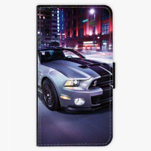 Flipové pouzdro iSaprio - Mustang - Huawei P10 Plus