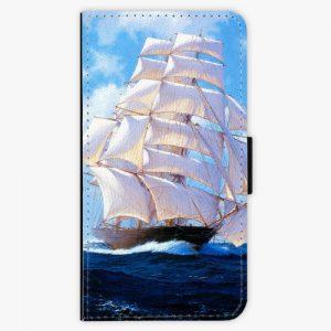 Flipové pouzdro iSaprio - Sailing Boat - Huawei P10 Plus