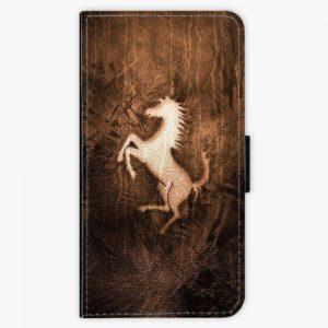 Flipové pouzdro iSaprio - Vintage Horse - Huawei P10 Plus