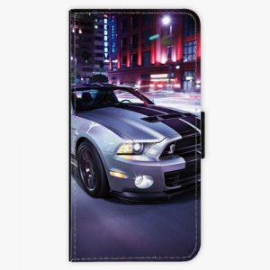 Flipové pouzdro iSaprio - Mustang - iPhone 8 Plus