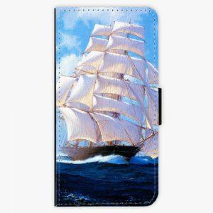 Flipové pouzdro iSaprio - Sailing Boat - iPhone 8 Plus