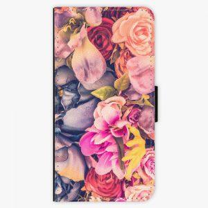 Flipové pouzdro iSaprio - Beauty Flowers - iPhone 8 Plus