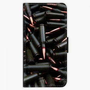 Flipové pouzdro iSaprio - Black Bullet - Nokia 6