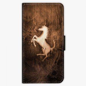 Flipové pouzdro iSaprio - Vintage Horse - iPhone 7 Plus