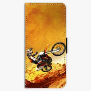 Flipové pouzdro iSaprio - Motocross - Samsung Galaxy Note 8