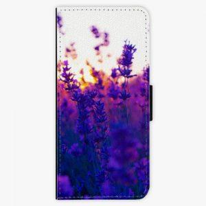 Flipové pouzdro iSaprio - Lavender Field - Samsung Galaxy Note 8