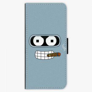 Flipové pouzdro iSaprio - Bender - Samsung Galaxy Note 8
