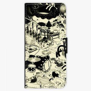Flipové pouzdro iSaprio - Underground - Samsung Galaxy Note 8