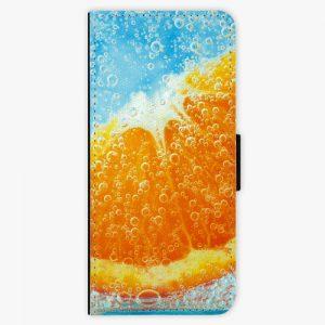 Flipové pouzdro iSaprio - Orange Water - Samsung Galaxy Note 8