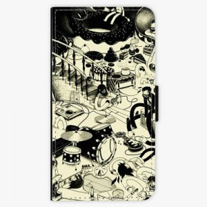 Flipové pouzdro iSaprio - Underground - Samsung Galaxy A5