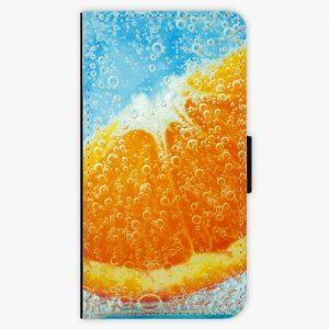 Flipové pouzdro iSaprio - Orange Water - Samsung Galaxy A5
