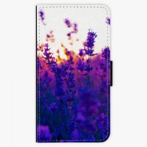 Flipové pouzdro iSaprio - Lavender Field - Huawei Nova