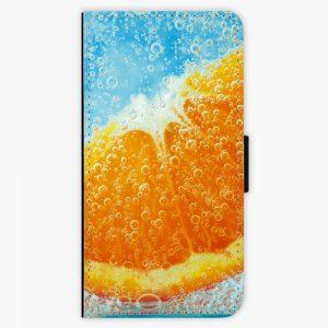 Flipové pouzdro iSaprio - Orange Water - Sony Xperia XZ