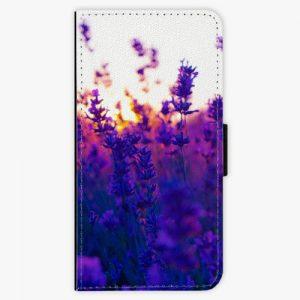 Flipové pouzdro iSaprio - Lavender Field - Huawei Ascend P8