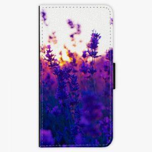 Flipové pouzdro iSaprio - Lavender Field - iPhone 8 Plus