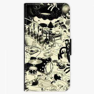 Flipové pouzdro iSaprio - Underground - Nokia 6