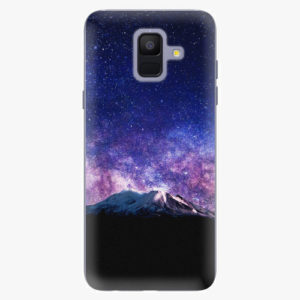 Plastový kryt iSaprio - Milky Way - Samsung Galaxy A6