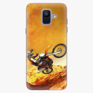 Plastový kryt iSaprio - Motocross - Samsung Galaxy A6
